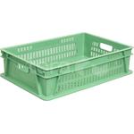 Пластиковый ящик 600х400х150 (перфорированное дно) фото, купить в Липецке | Uliss Trade