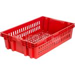 Пластиковый ящик 600x400x152 (арт. 403) фото, купить в Липецке | Uliss Trade
