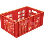 Пластиковый ящик 600x400x250 (перфорированный) фото, купить в Липецке | Uliss Trade