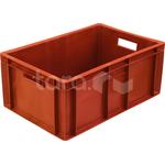 Пластиковый ящик 600x400x250 (сплошной) фото, купить в Липецке | Uliss Trade