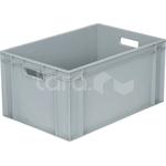 Пластиковый ящик 600х400х290 фото, купить в Липецке | Uliss Trade