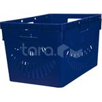 Пластиковый ящик 600х400х340 (перфорированный) фото, купить в Липецке | Uliss Trade