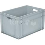 Пластиковый ящик 600х400х340 (сплошной) фото, купить в Липецке | Uliss Trade