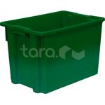 Пластиковый ящик 600x400x400 (сплошной) фото, купить в Липецке | Uliss Trade