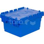 Пластиковый ящик с крышкой 400x300x200 фото, купить в Липецке | Uliss Trade