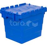 Пластиковый ящик с крышкой 400x300x320 фото, купить в Липецке | Uliss Trade