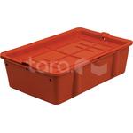 Пластиковый ящик с крышкой 502х332х150 фото, купить в Липецке | Uliss Trade