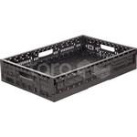 Пластиковый ящик складной 600х400х115 фото, купить в Липецке | Uliss Trade