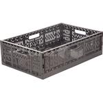 Пластиковый ящик складной 600х400х170 фото, купить в Липецке | Uliss Trade