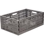 Пластиковый ящик складной 600х400х220 фото, купить в Липецке | Uliss Trade