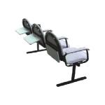 Секция стульев СМ 7/8 фото, купить в Липецке | Uliss Trade