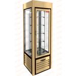 Витрина кондитерская вертикальная HICOLD VRC 350 R Sh Be фото, купить в Липецке | Uliss Trade