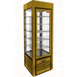 Витрина кондитерская вертикальная HICOLD VRC 350 Sh PG фото, купить в Липецке | Uliss Trade