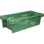 Ящик для рыбы 800х400х225 сплошное дно фото, купить в Липецке | Uliss Trade
