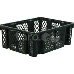Ящик пластиковый для грибов 400х300х147 фото, купить в Липецке | Uliss Trade