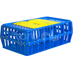 Ящик пластиковый для перевозки живой птицы (850x500x300) фото, купить в Липецке | Uliss Trade