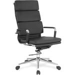 Кресло офисное Eames RT-08AQ (Black PU) фото, купить в Липецке | Uliss Trade