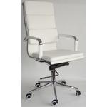 Кресло офисное Eames RT-08AQ (White PU) фото, купить в Липецке | Uliss Trade