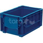 Пластиковый ящик 297х198х147,5 R-KLT (дно сплошное с отверстиями) фото, купить в Липецке | Uliss Trade