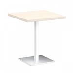 Стол на металлической опоре фото, купить в Липецке | Uliss Trade
