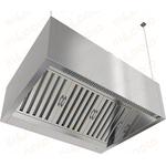 Зонт вытяжной пристенный коробчатый HICOLD ЗКВПО-13,511 фото, купить в Липецке | Uliss Trade