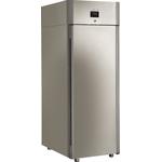 Холодильный шкаф из нержавеющей стали POLAIR CM105-Gm фото, купить в Липецке | Uliss Trade