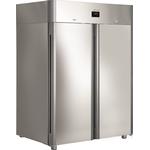 Холодильный шкаф из нержавеющей стали POLAIR CM114-Gm фото, купить в Липецке | Uliss Trade