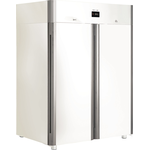 Холодильный шкаф с металлическими дверьми POLAIR CV110-Sm фото, купить в Липецке | Uliss Trade
