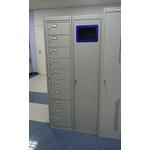 Шкаф LS-01-01 - шкаф для сбора грязных вещей и одежды фото, купить в Липецке | Uliss Trade