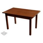 Большой стол из дерева СОБОЛЬ фото, купить в Липецке   Uliss Trade
