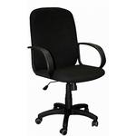 Офисное кресло для персонала черное CH-6565 фото, купить в Липецке | Uliss Trade