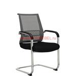 Кресло посетителя RT-007C черное фото, купить в Липецке   Uliss Trade