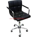Офисное кресло для персонала CH-9400 черное фото, купить в Липецке | Uliss Trade