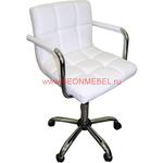 Офисное кресло для персонала CH-9400 белое фото, купить в Липецке | Uliss Trade