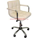 Офисное кресло для персонала CH-9400 бежевое фото, купить в Липецке | Uliss Trade