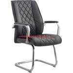 Кресло посетителя RT-720BS черное фото, купить в Липецке | Uliss Trade