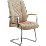 Кресло посетителя RT-720BS бежевое фото, купить в Липецке | Uliss Trade