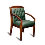 Кресло руководителя CONGRESS LUX ЗЕЛЕНЫЙ фото, купить в Липецке | Uliss Trade