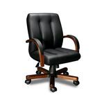 Кресло руководителя FORUM B LAGUNA фото, купить в Липецке | Uliss Trade