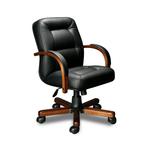 Кресло руководителя VICTORIA B LAGUNA фото, купить в Липецке | Uliss Trade