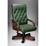 Кресло руководителя OXFORD A LX ЗЕЛЕНЫЙ фото, купить в Липецке | Uliss Trade