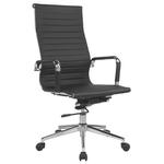Офисное кресло для персонала черное Eames RT-03Q фото, купить в Липецке | Uliss Trade