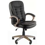 Офисное кресло для персонала черное RT-202 фото, купить в Липецке | Uliss Trade