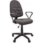 Кресло оператора CHAIRMAN Престиж Эрго, серая ткань (15-13) фото, купить в Липецке | Uliss Trade