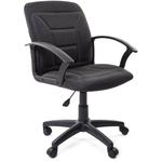 Кресло оператора CHAIRMAN 627, серая ткань (15-13) фото, купить в Липецке | Uliss Trade