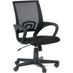 Кресло оператора CHAIRMAN 696 чёрная сетка / чёрная ткань (DW-62/TW-11) фото, купить в Липецке | Uliss Trade