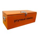 Контейнер КРЛ СГ 1-90 для хранения ртутных ламп (1300x300x580мм) фото, купить в Липецке | Uliss Trade
