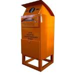 Контейнер для ртутных ламп 1-ЭЛ-1м (400х400х1200мм) фото, купить в Липецке | Uliss Trade