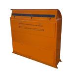 Контейнер для ртутных ламп 1-ЛЛ-Г (400х400х1200мм) фото, купить в Липецке | Uliss Trade