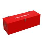 Контейнер КРЛ-100 для хранения ртутьсодержащих ламп (510х1600х580мм) фото, купить в Липецке | Uliss Trade